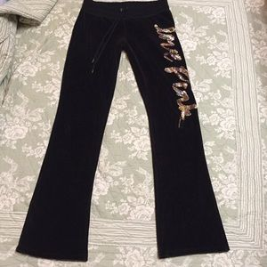 Victoria's Secret pants. Freshly washed and ready